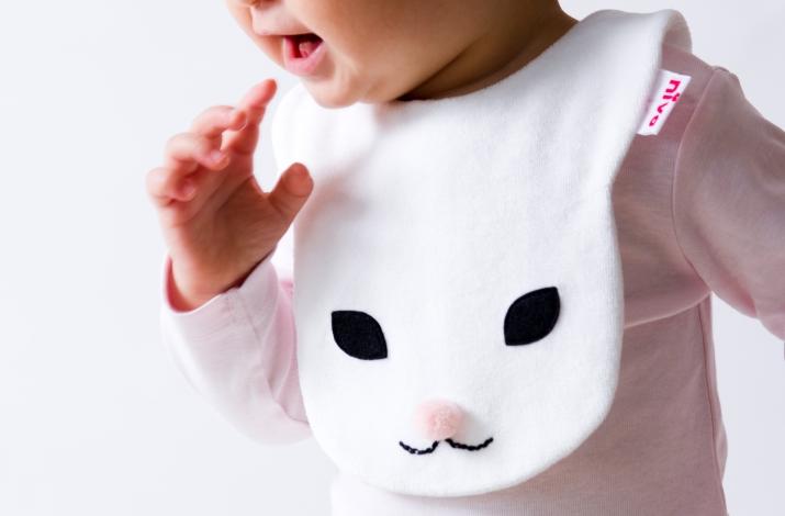 とにかくかわいい!ウサギのスタイ