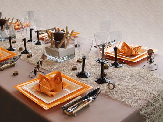 orange-inspiration-table-setting-Eco-Halloween