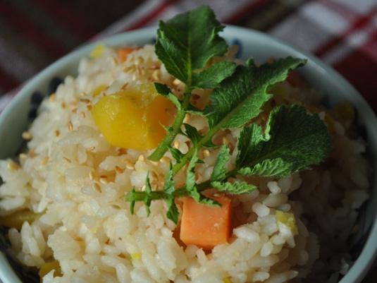 Autumn-Chestnut-Rice