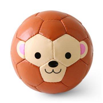 サル年にぴったりなミニサッカーボール