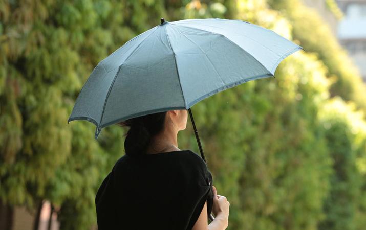 粋更/ピコミシンの折り畳み日傘