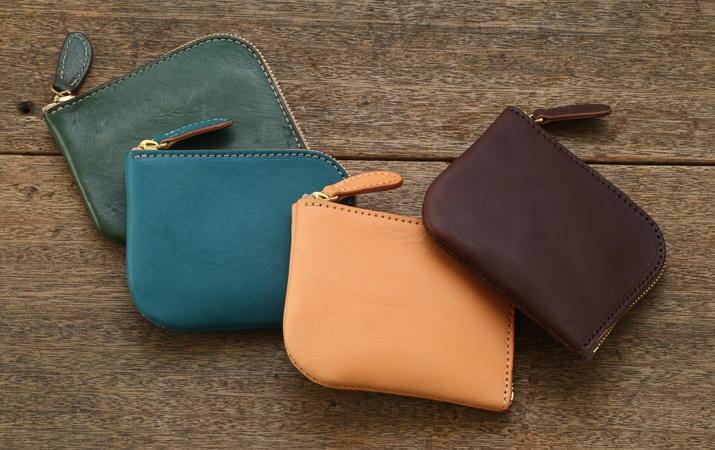 ほっこりする最小限サイズでも十分な機能の財布