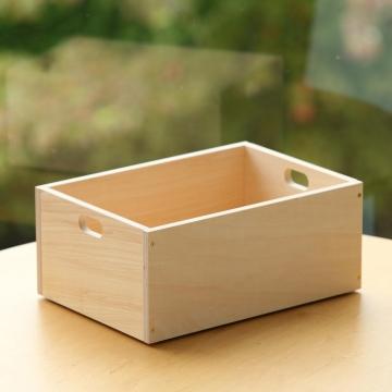 積み重ねができる箱