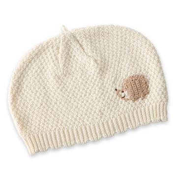 ハリネズミの帽子