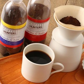 手軽に本格コーヒーが味わえる粉コーヒー