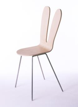 楽しくなる椅子