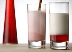 ストロベリージンジャーミルク