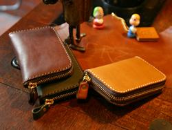 ポシェットにも入る!機能美が光るミニ財布
