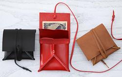 旅行用の財布に最適のコンパクトさとデザインが人気!